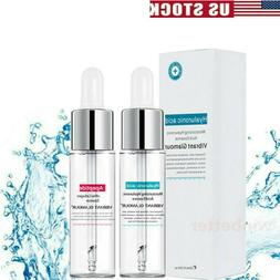 100% Strong Hyaluronic Acid Serum Apeptide Collagen Face Moi