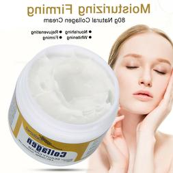 80g Natural Collagen Face Cream Firming Skin Care Anti Aging