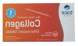 Trace Minerals Research Collagen Effervescent Tablets Peach