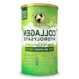 Great Lakes Gelatin Collagen Hydrolysate 16 oz Beef Kosher -