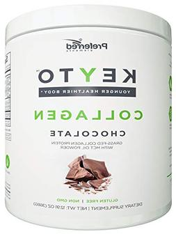 Keto Collagen Protein Powder with MCT Oil – Keto and Paleo