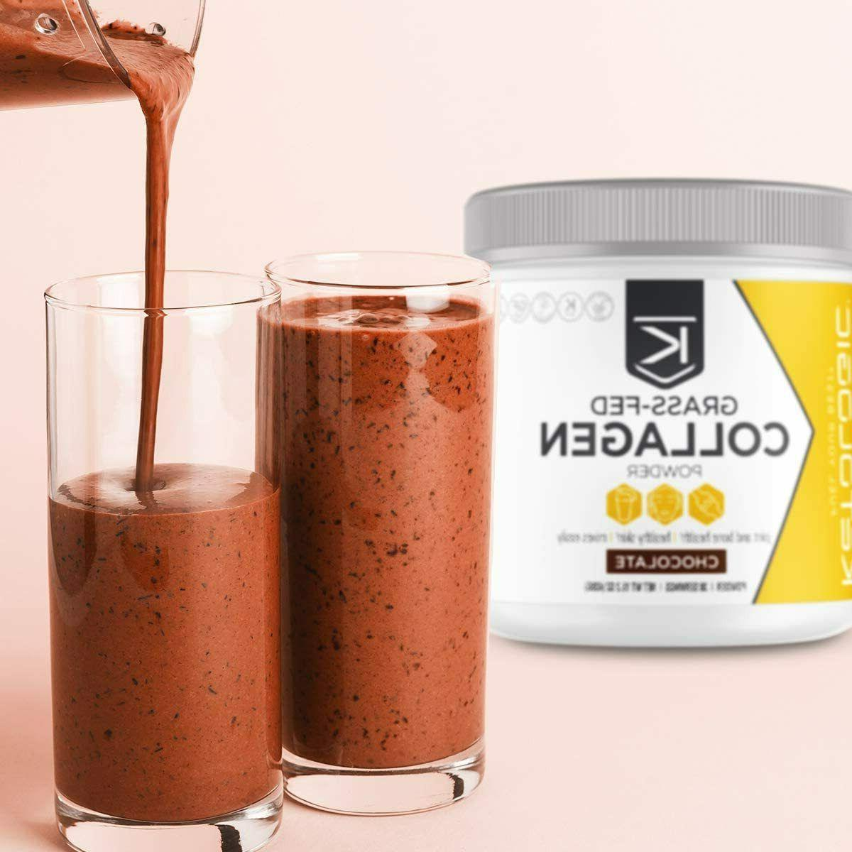 Grass-fed Sugar-Free, Low Carb Peptides