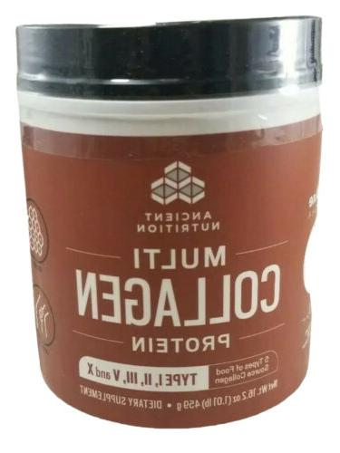 multi collagen protein by dr axe type