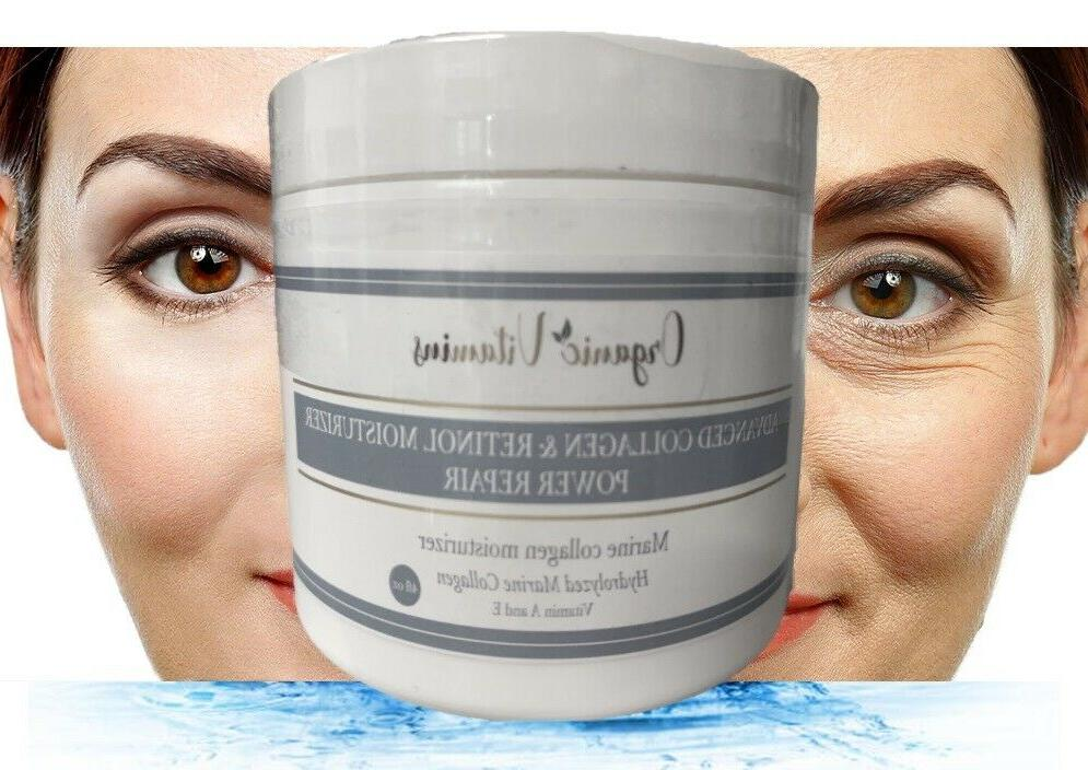 Natural Beauty Cream 8 HYDROLIZED CARE