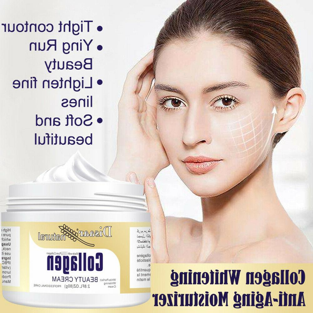 natural collagen face cream firming anti aging