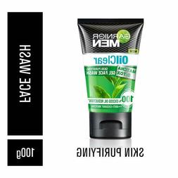 OIL CLEAR SKIN PURIFYING GEL FACE WASH MATCHA D-TOX FOR MENS