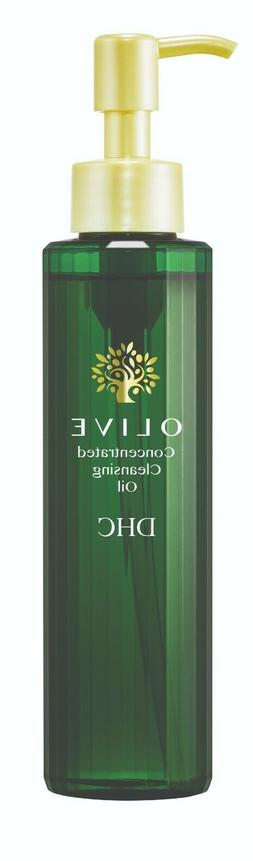 DHC Olive Concentrated Cleansing Oil 5 fl. oz., includes fou