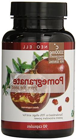 Neocell Pomegranate from The Seed Capsules, 90 Count