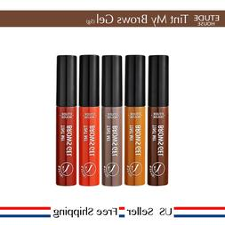 Etude House Tint My Brows Gel 5g 5 Colors  + Free Sample